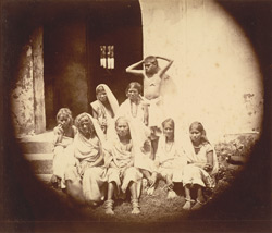 Unidentified female group, Eastern Bengal. 48